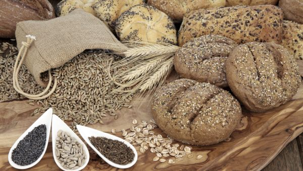 Whole-Grain Foods for Belly-Fat Reduction