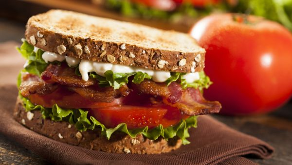 Diabetes Friendly Recipe Blt With Rosemary Aioli Sharecare