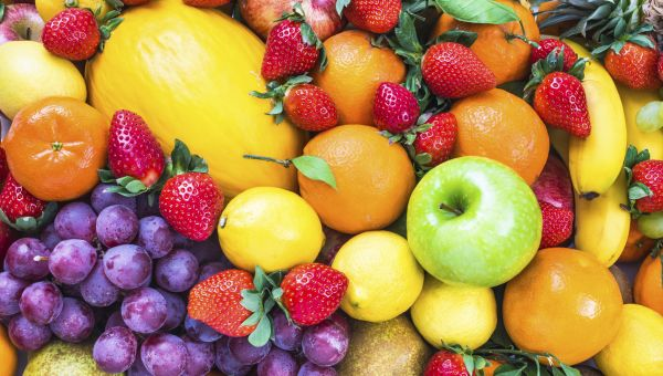 Fruits and Veggies for Good Mental Health