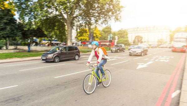 The Dangers and Benefits of Bicycling