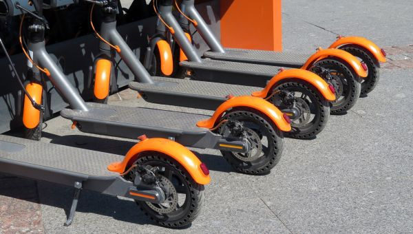 Sepsis and Electric Scooters: Growing Health Concerns