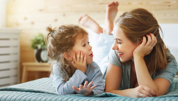 Keep the Conversation Going with Your Toddler