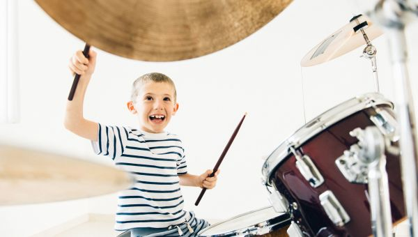 How Children with Autism Can Benefit from Drumming