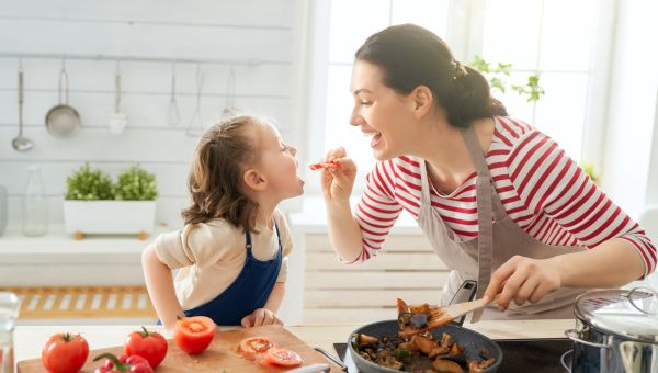 7 Ways Mothers Make the World a Healthier Place
