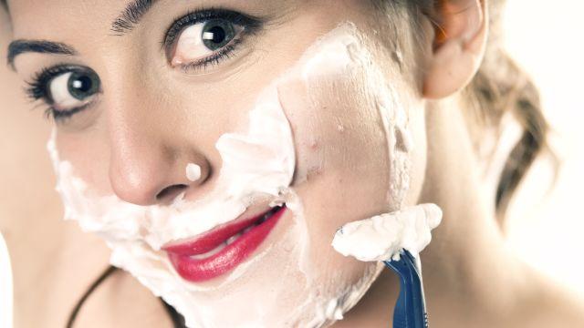 Skincare Shocker: Women, Shave Your Face!