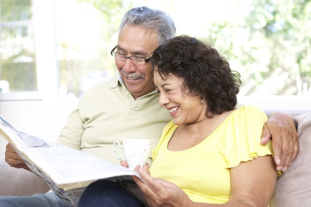 Aging Eyes Find a New Way to Read