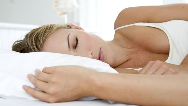 Soothe Stiff Joints with This Sleep Position