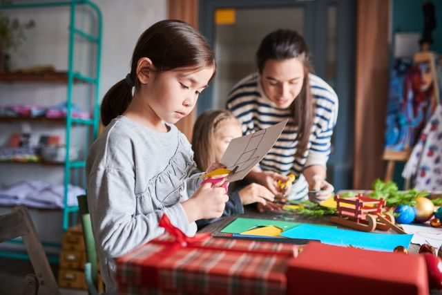 11 Ways to Keep Kids Happy and Busy When Sheltering at Home