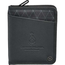 Customizable Elleven™ Traverse RFID Passport Wallet