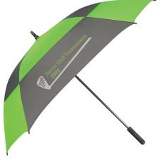 """Custom Printed 60"""" Arc Square Umbrella"""