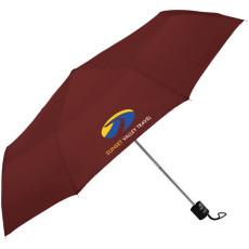 "Custom Printed Pensacola 41"" Folding Umbrella"