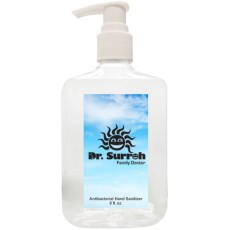 8 oz. Hand Sanitizer Pump Bottle