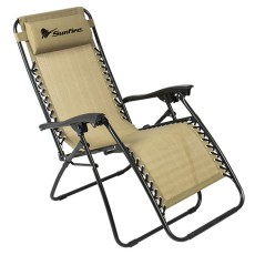 Outdoor Zero Gravity Folding Chair