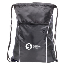 The Crestline Drawstring Backpack