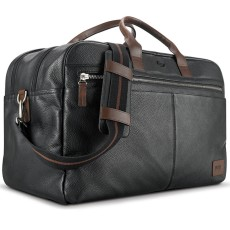 Solo Bayside Leather Duffel