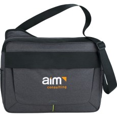 "Zoom Power Stretch 15"" Computer Messenger Bag"