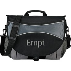 "Stretch 15"" Computer Messenger Bag"