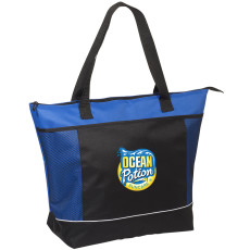 Porter Polyester Shopping Cooler Tote