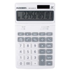 Solar Powered Desk Calculator