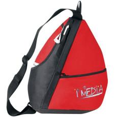 """Custom """"Elite"""" Sling Backpack"""