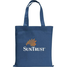 Custom Logo Colored Mini Economy Tote