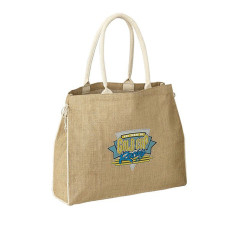 Customizable Jute Tote