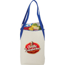 Customizable Global Market Cotton Shopper Tote
