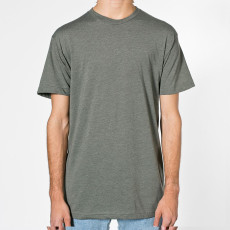 American Apparel 50/50 Poly/Cotton Printed Tee