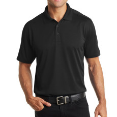 Port Authority Diamond Jacquard Polo (Apparel)