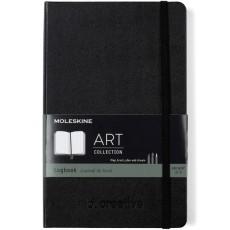 Moleskine Logbook Notebook
