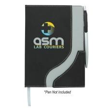 """5"""" x 7"""" Wave Journal Notebook"""