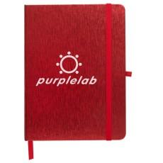 """5"""" x 7"""" Metallic Journal Notebook"""