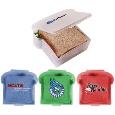 Personalized Big Savoy Sandwich Container