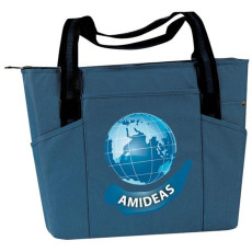 """Personalized """"Urban"""" Zip Tote"""