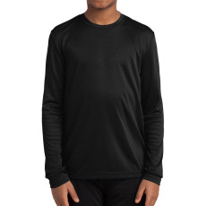 Sport-Tek Youth Long Sleeve PosiCharge Competitor Tee (Apparel)