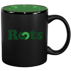 11oz Two Tone Matte Mug
