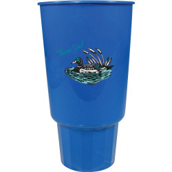32oz Printed Car Stadium Cup
