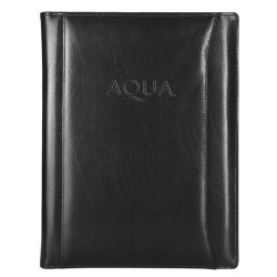 9.75 x 12.5 Atlantis Leather Padfolio