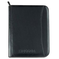 Custom Zipper Portfolio