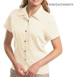 Port Authority Ladies Easy Care Camp Shirt