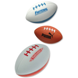 "Promotional 3"" Football Stress Ball"