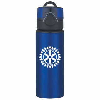 25 Oz. Aluminum Sports Bottle