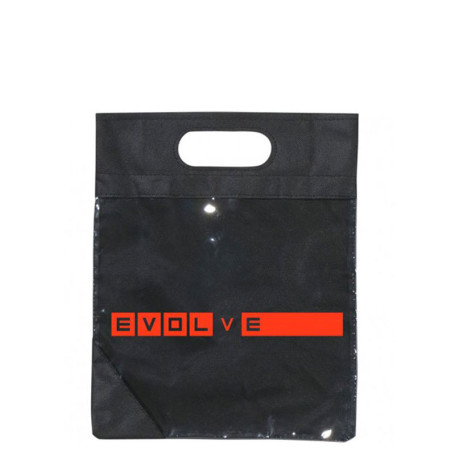 Imprinted Clear View Exhibition Tote