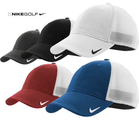 NIKE Golf Mesh Back Cap