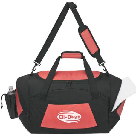 Printable Locker Room Duffel Bag