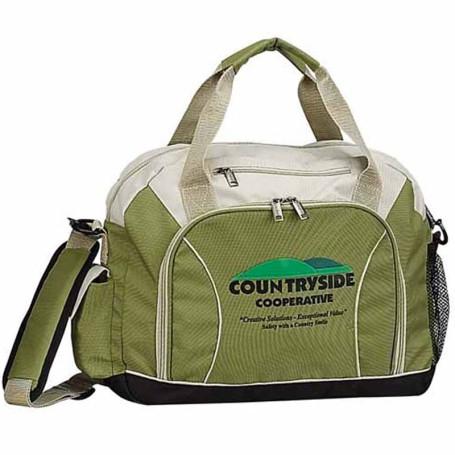 Custom Logo Recycled Pet Brief Bag