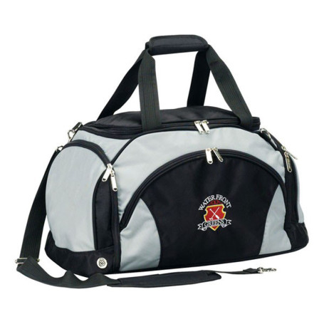 Custom Logo Streamline Duffel