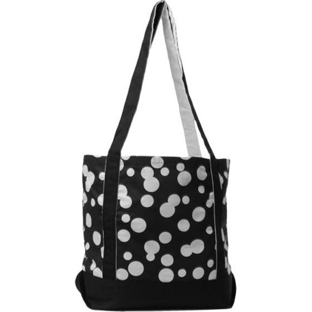 Custom Printed Small Accent Boat Tote