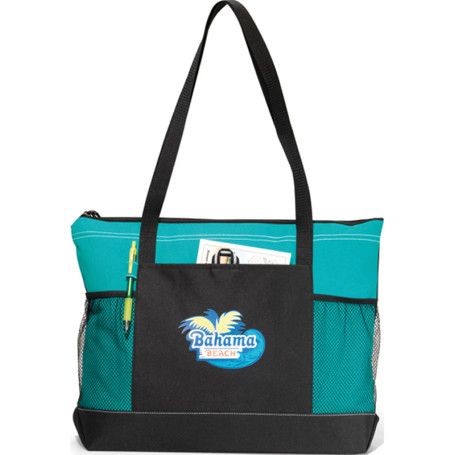 Custom Select Zippered Tote