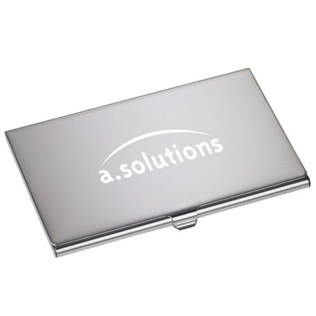 Custom Traverse Business Card Holder